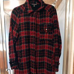 New Zara tweed jacket